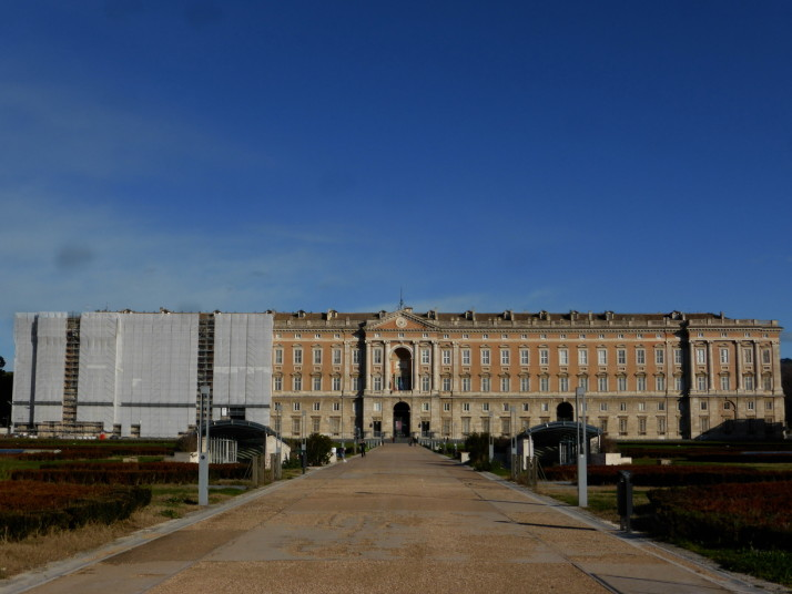 Royal Palace of Caserta, Naples, Italy