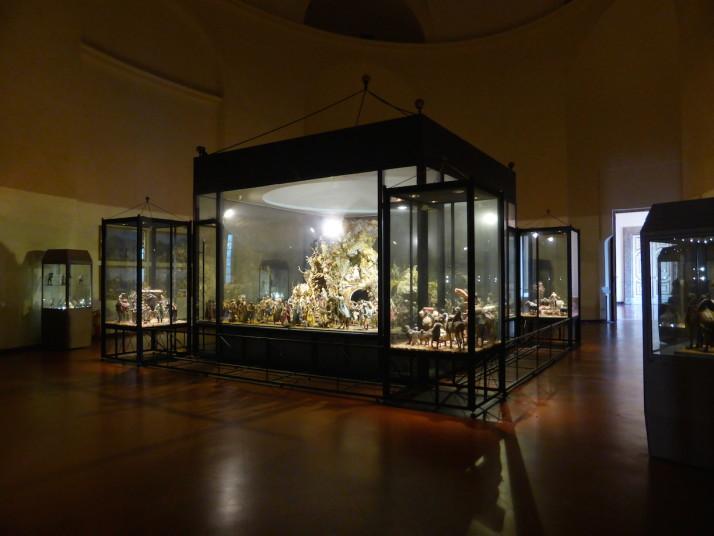 The Royal Nativity Scene, Royal Palace of Caserta, Naples, Italy