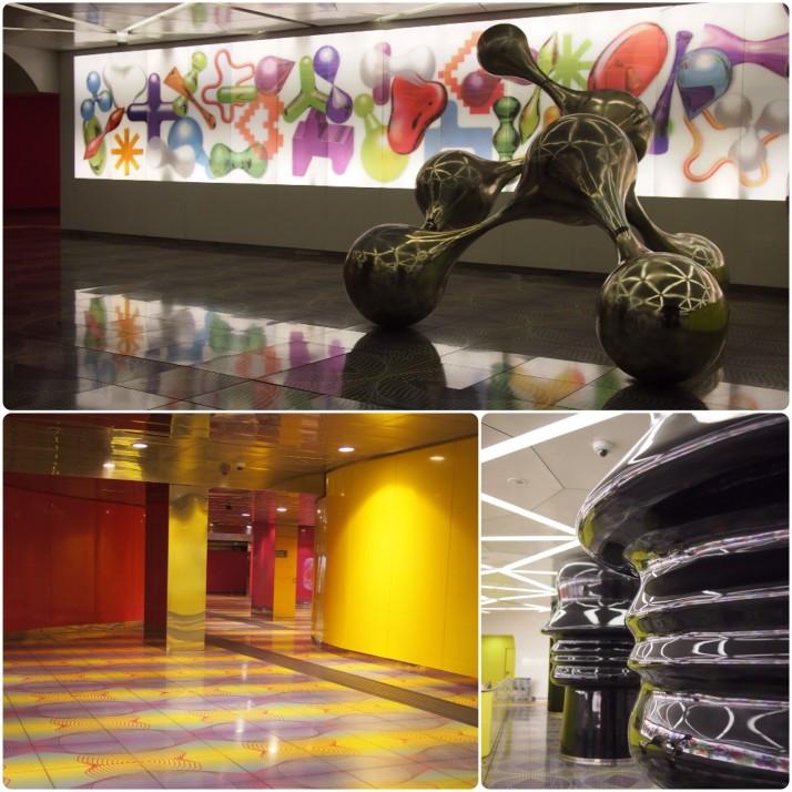 Universita metro station, Naples