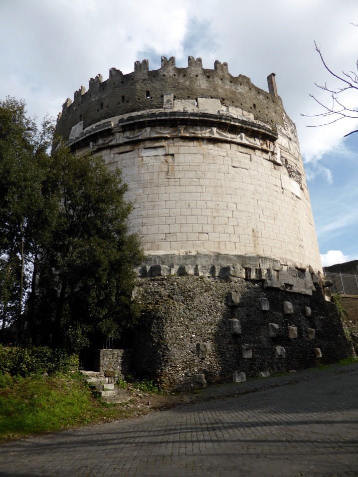 Tomb of Cecilia Metella