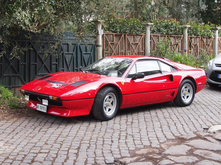 1982 Ferrari 208 Turbo