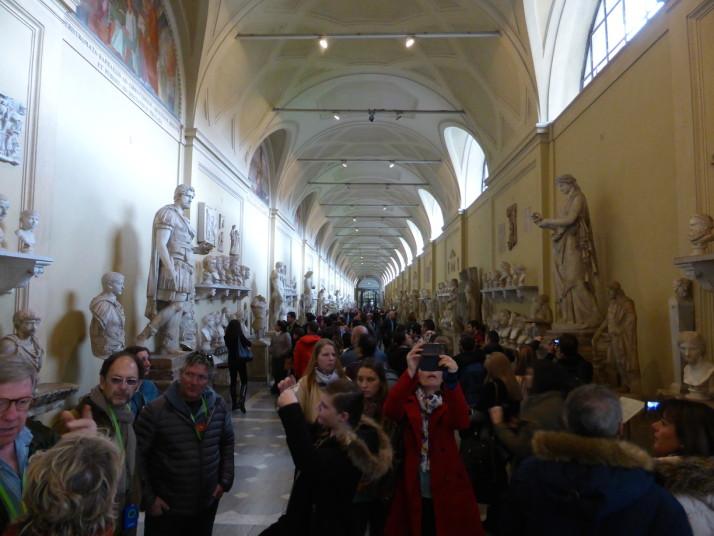 Museo Chiaramonti, Vatican Museums, Italy
