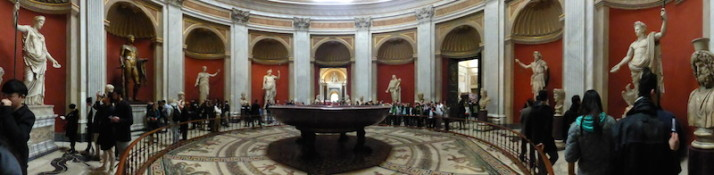 Museo Pio Clementino, Vatican Museums, Italy