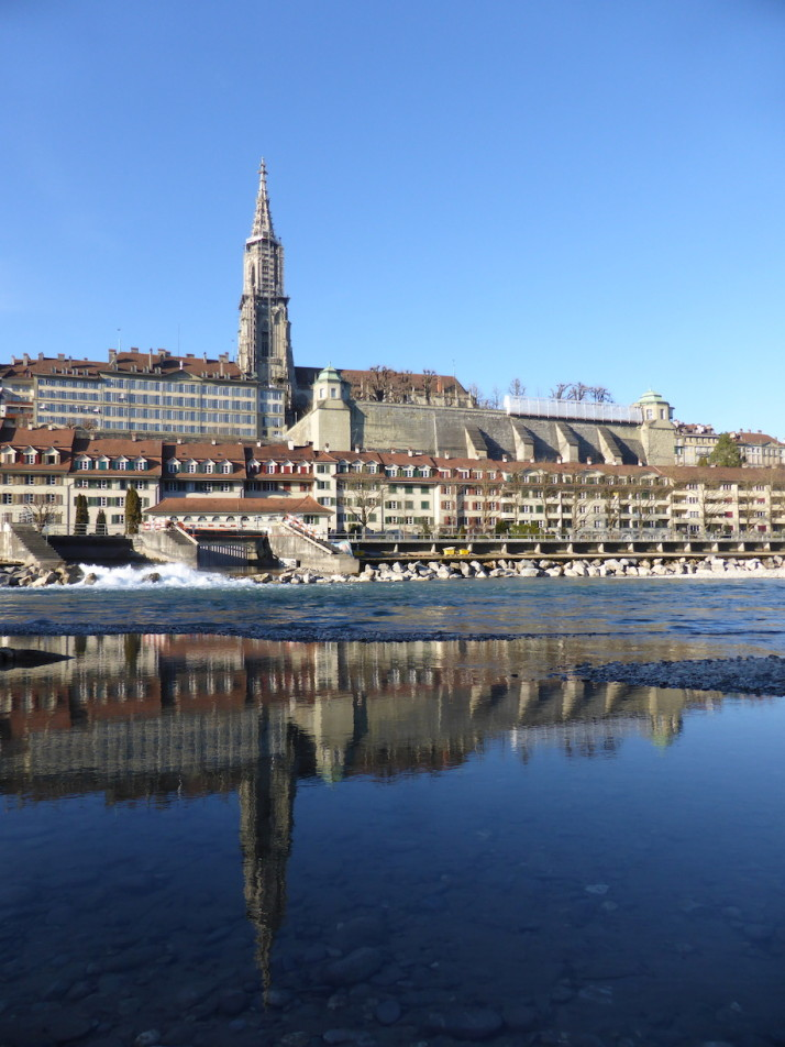 The Bern Minster, Bern Switzerland