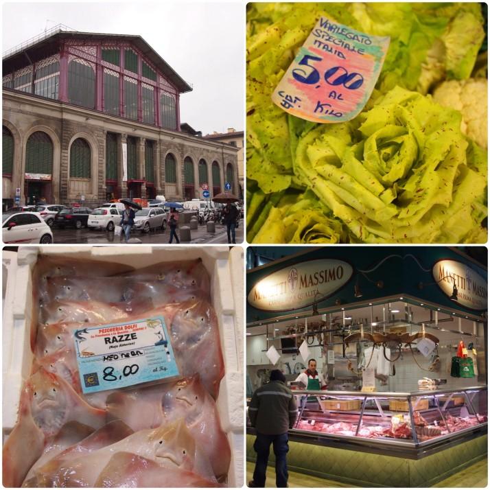 Central Market, Florence