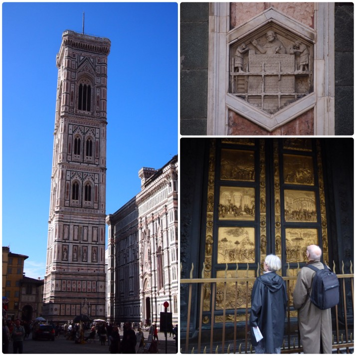 Campanile and Baptistry