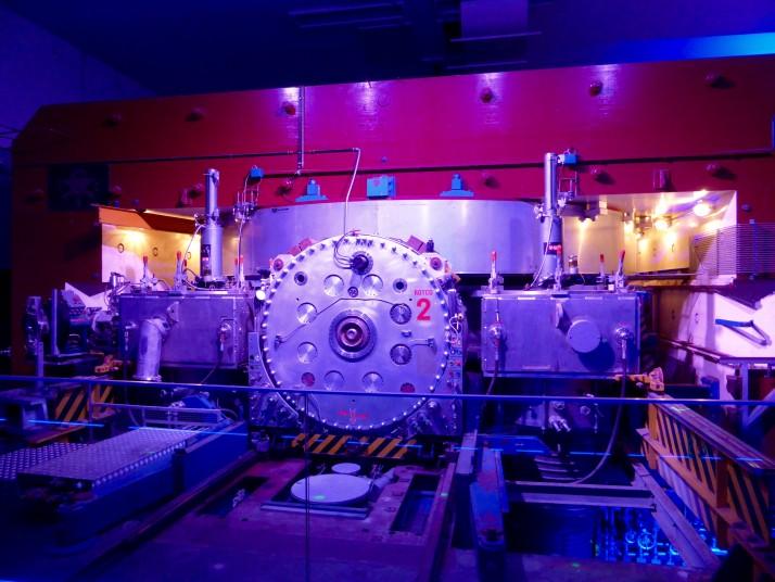 Synchrocyclotron at CERN