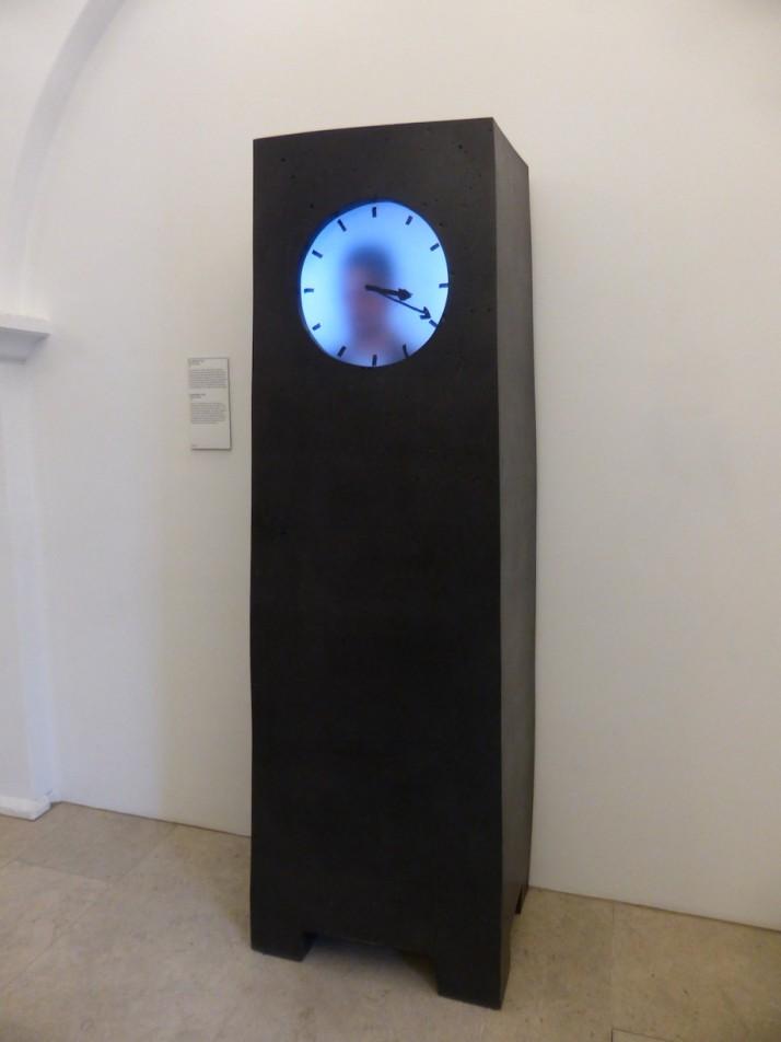 'Grandfather Clock' by Maarten Baas
