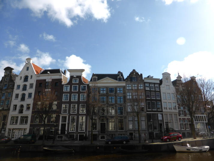 Keizersgracht, Amsterdam, Netherlands