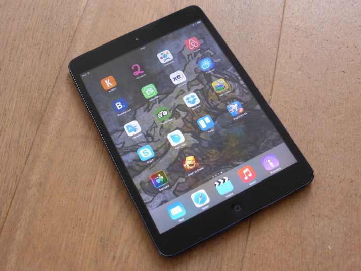 Andrew's 64GB WiFi iPad Mini