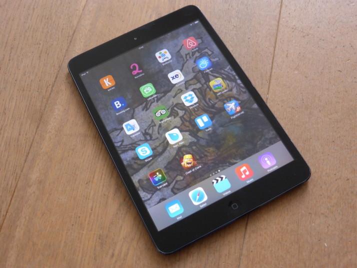 Andrew's 64GB WiFi iPad Mini