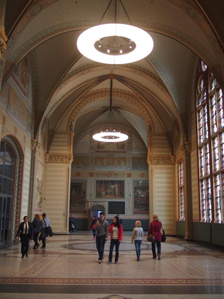 Rijksmuseum Great Hall