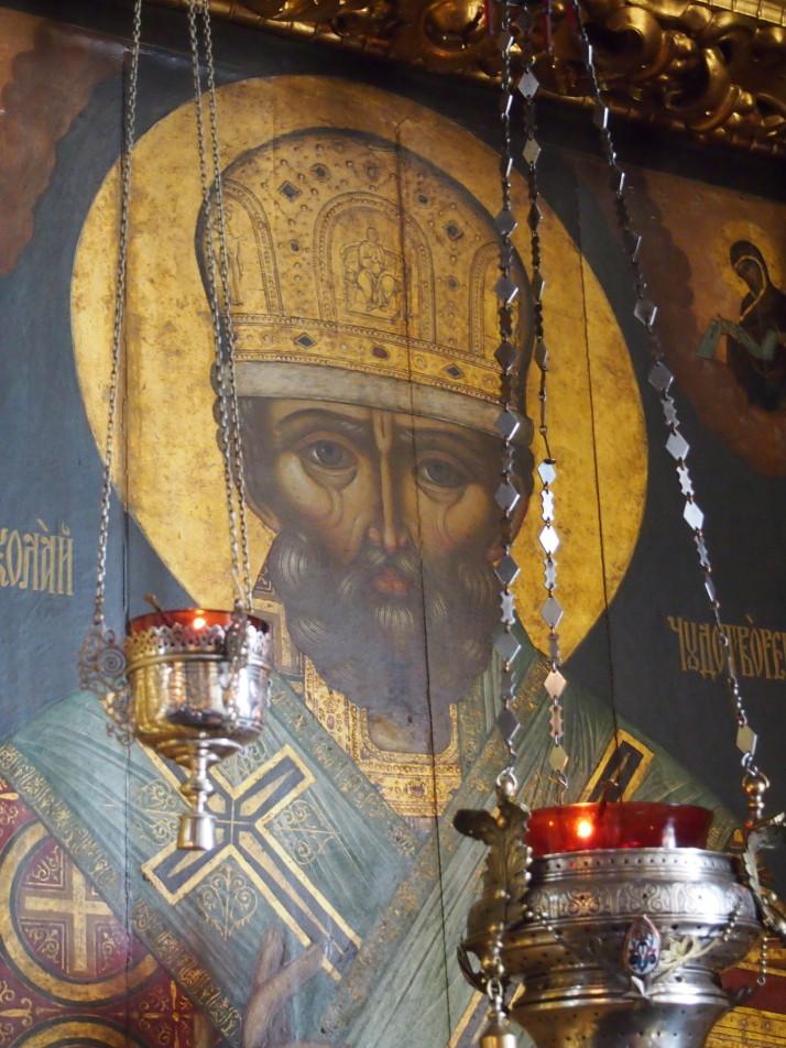 Icon, Sergiev Posad