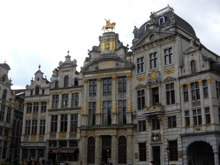 Guild Halls, Grand Place, Brussels