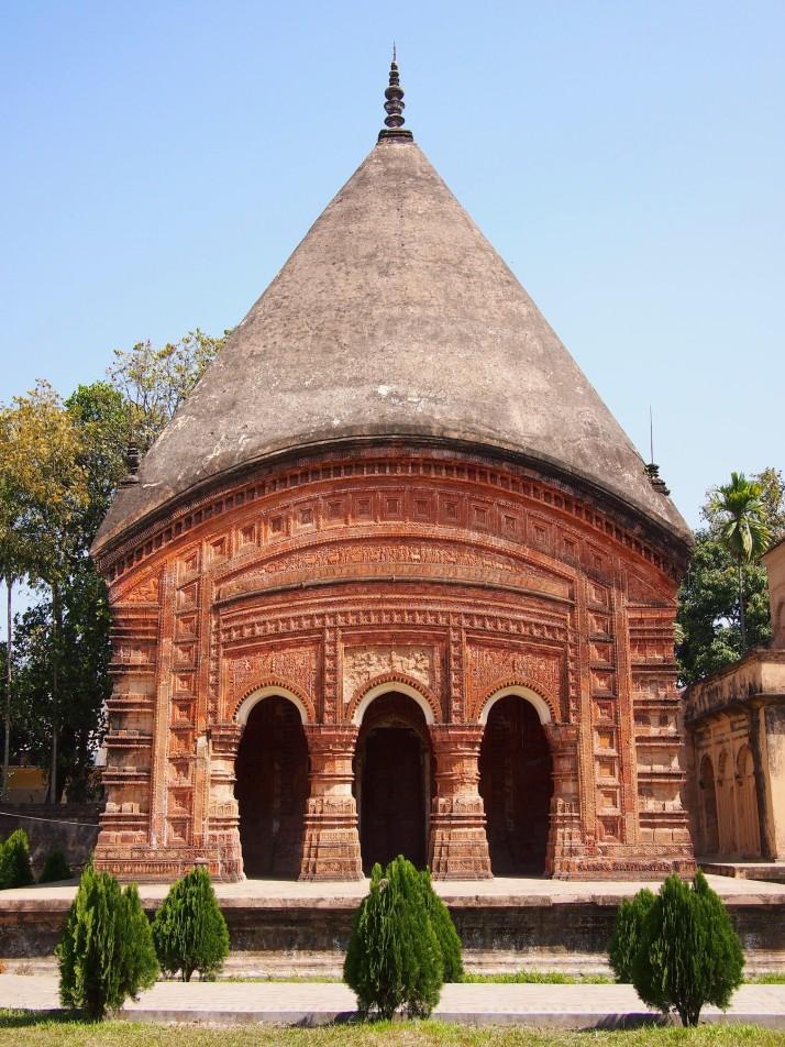 Govinda Temple, Puthia