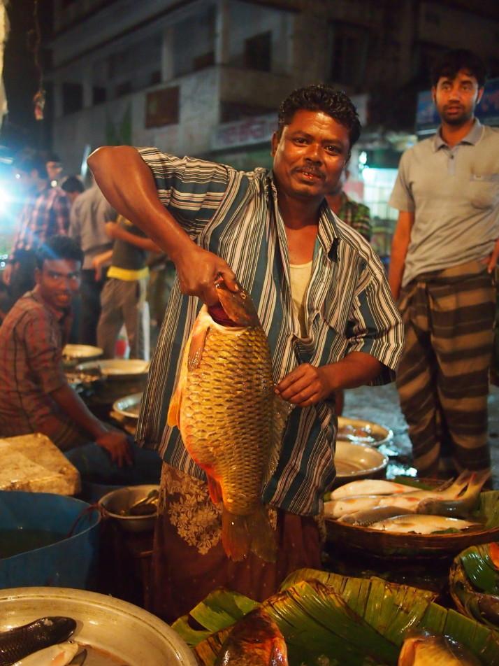 Fishmonger, Srimongol