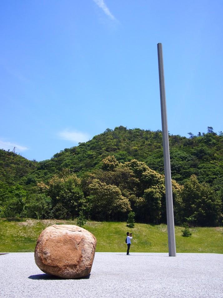 Lee Ufan, Naoshima