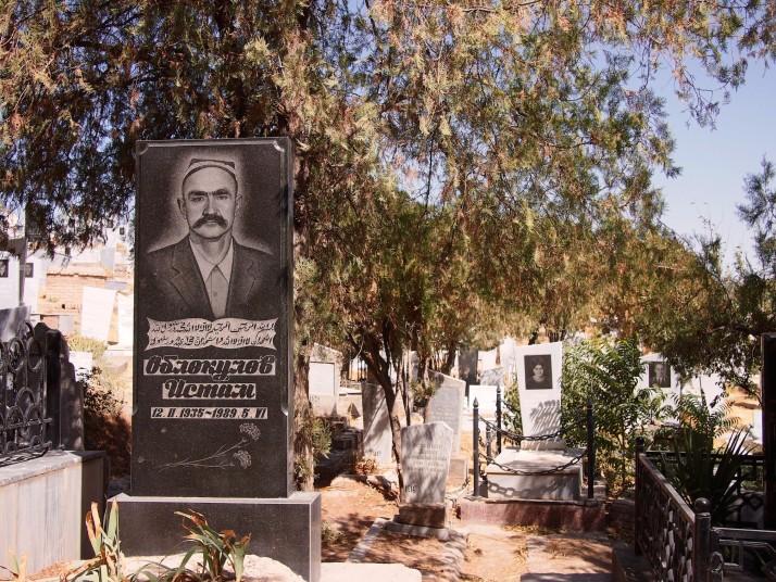 Samarkand cemetery