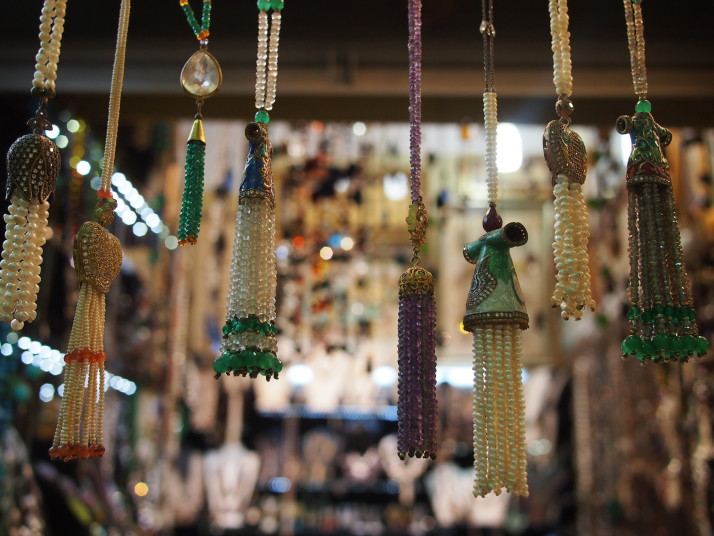 Jewellery in Grand Bazaar