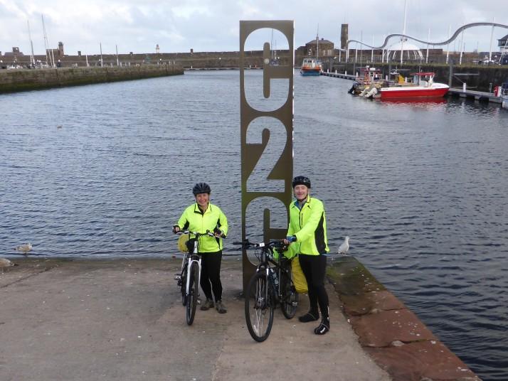 C2C Start in Whitehaven