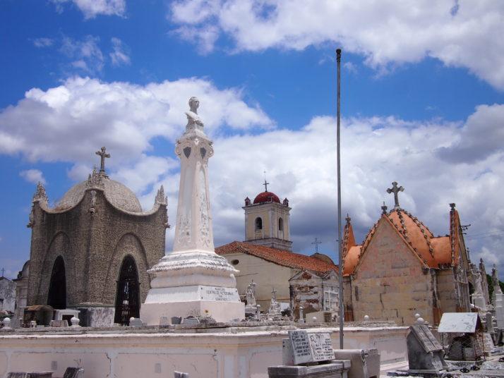 Camagüey cemetery