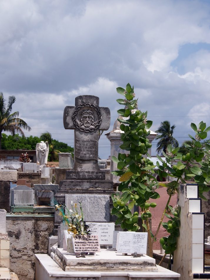 Camagüey cemetery grave