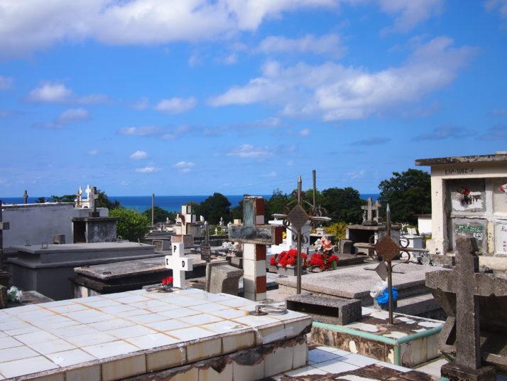 Baracoa cemetery