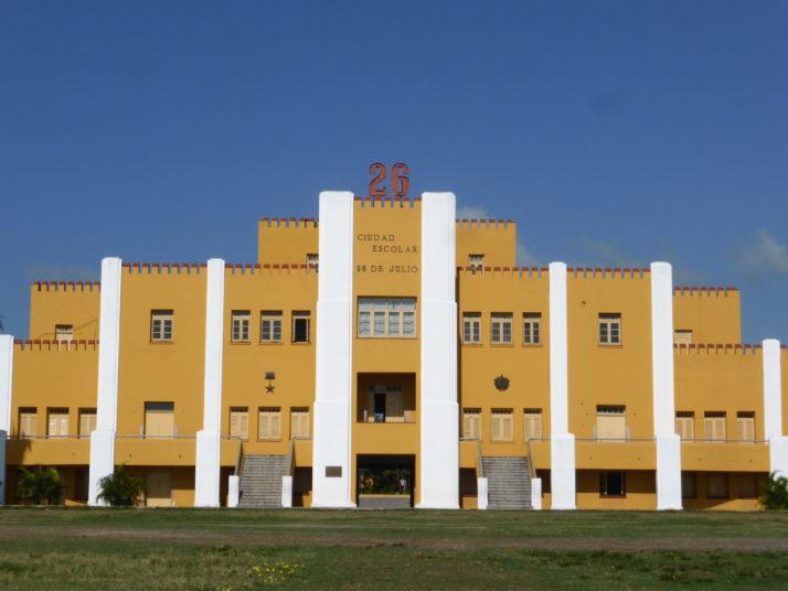 Moncada Barracks, Santiago de Cuba