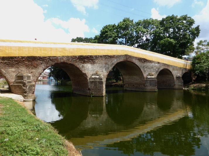 Puente Yayabo, Sancti Spíritus