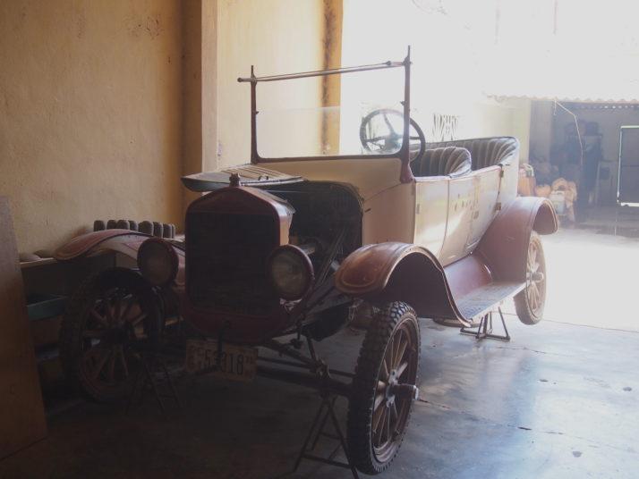 1921 Ford Model T, Trinidad