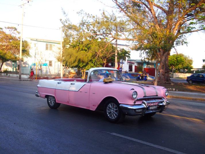 Bright Pink Pontiac, Varadero
