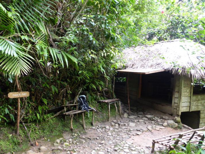 Casa Fidel, Fidel Castro's house in the mountains