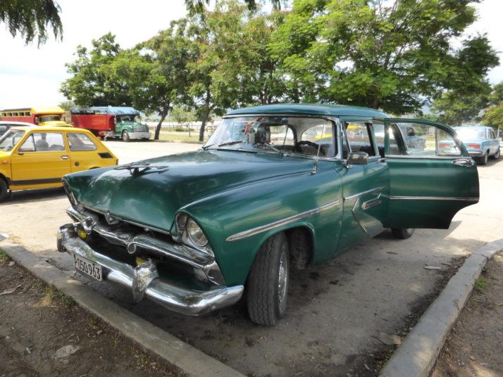 1956 Plymouth Belvedere Sedan, Santiago