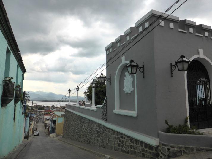 Balcon de Velazquez, Santiago de Cuba