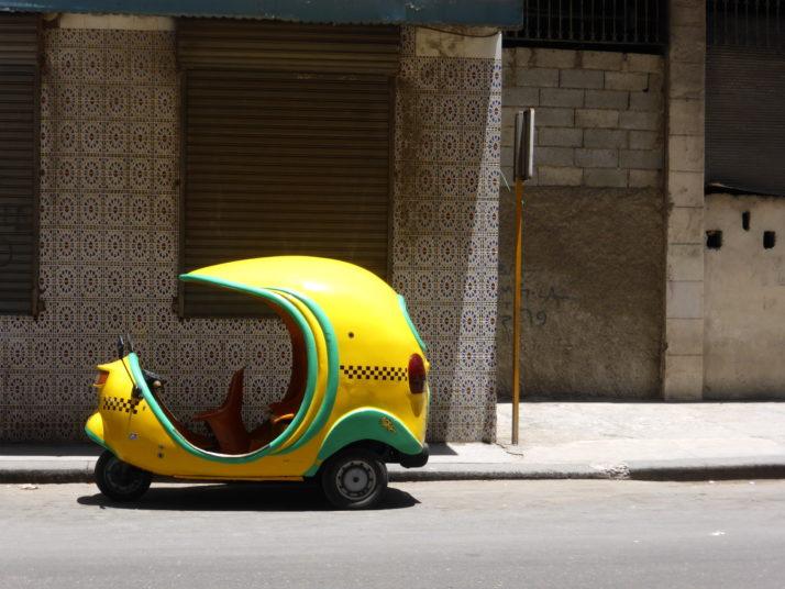 CoCo Taxi, Havana