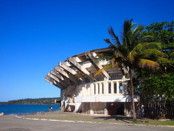 Baracoa baseball stadium