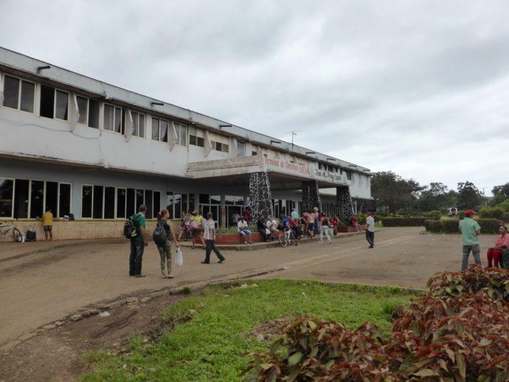 Moa bus station