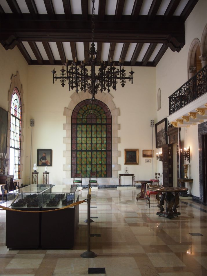 Napoleon Museum Main Hall