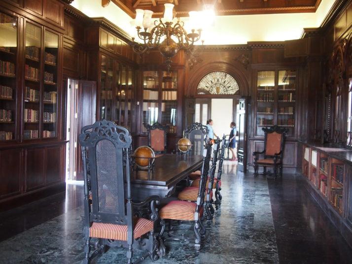 Library, Napoleon Museum