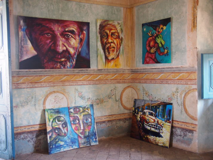 Art Gallery, Trinidad