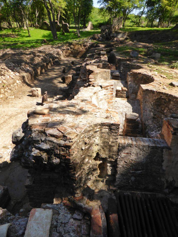 Ruins of San Isidro de los Destiladeros