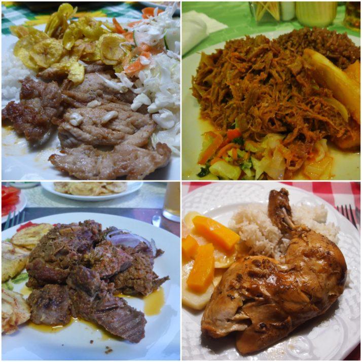 Cuban meats