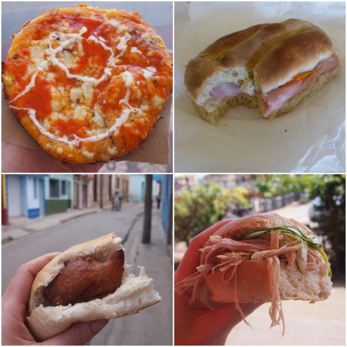Cuban street food