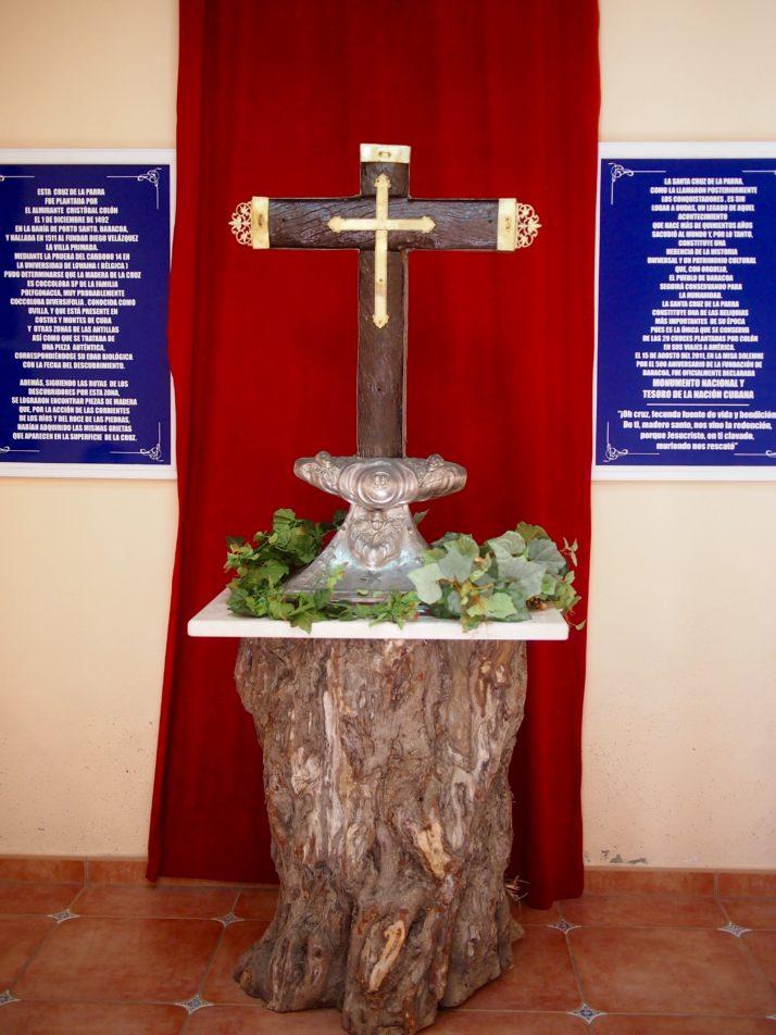 Cruz de la Parra