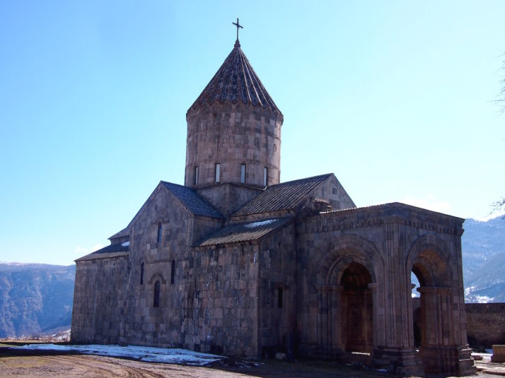 Church of St Paul and St Peter, Tatev, Armenia