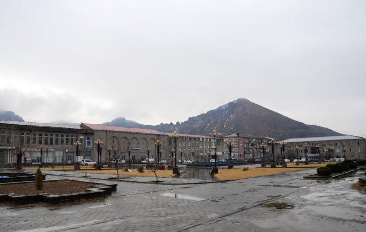 Goris, Armenia