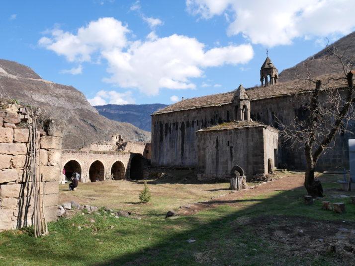 Tatevi Mets Anapat, Tatev, Armenia