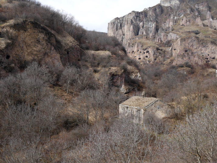 Church, Khndzoresk, Armenia