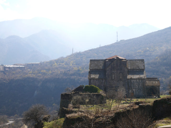 Akhtala Church, Armenia