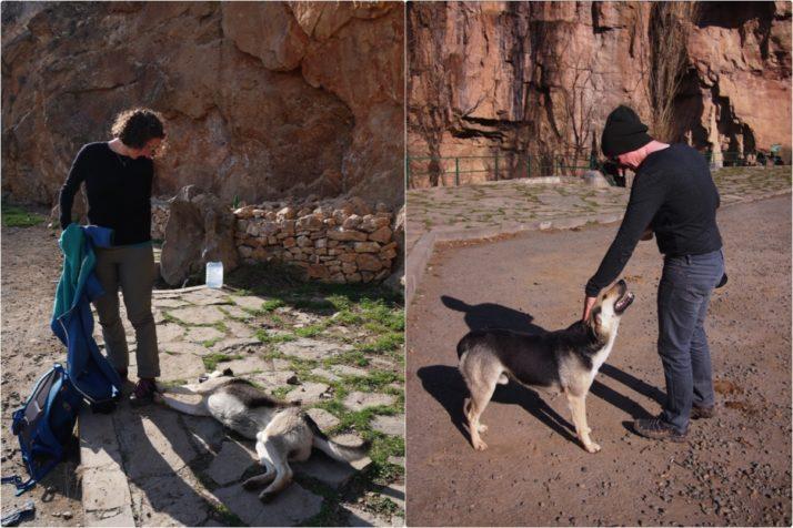 Grigor reunited! Tatev, Armenia